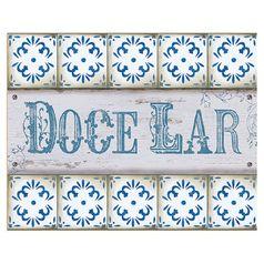 Placa-em-MDF-e-Papel-Decor-Home-Doce-Lar-DHPM-002---Litoarte