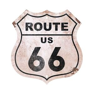 Placa-em-MDF-e-Papel-Decor-Home-Route-66-DHPM-023---Litoarte