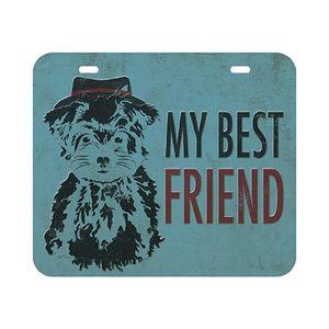 Placa-em-MDF-e-Papel-Decor-Home-Cachorro-DHPM-025---Litoarte