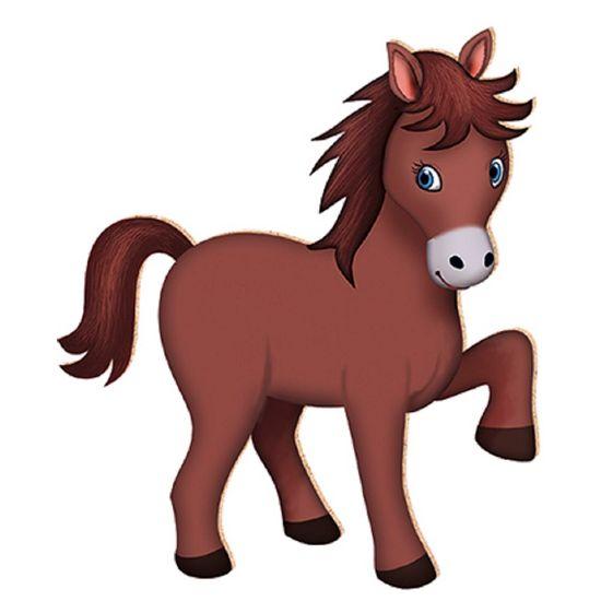 Decoupage aplique em papel e mdf cavalo apm8 039 - Papel decoupage infantil ...