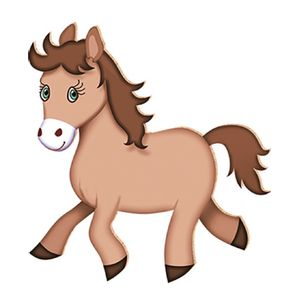 -Decoupage-Aplique-em-Papel-e-MDF-Cavalo-APM8-040---Litoarte--16636-