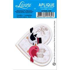 Decoupage-Aplique-em-Papel-e-MDF-Coracao-APM8-296---Litoarte--16846-