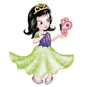 Decoupage-Aplique-em-Papel-e-MDF-Princesa-APM8-334---Litoarte-