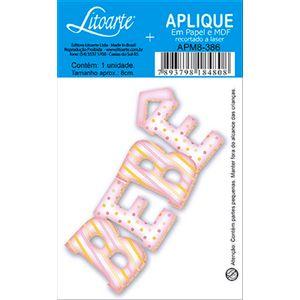 Decoupage-Aplique-em-Papel-e-MDF-Bebe-APM8-386---Litoarte--16626-