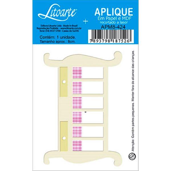 Decoupage-Aplique-em-Papel-e-MDF-Berco-APM8-424---Litoarte--16695-