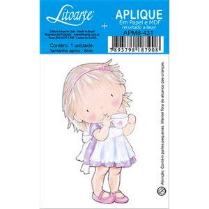Decoupage-Aplique-em-Papel-e-MDF-Menina-APM8-431---Litoarte--16684-