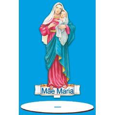 Enfeite-Arte-em-Madeira-MDF-e-Tecido-colado-com-Base-Mae-Maria-AMTB-013---Litoarte
