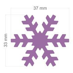 Furador-Alavanca-Gigante-Floco-de-Neve-2-FGA073---Toke-e-Crie