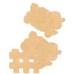 Decoracao-para-parede-MDF-Decoupage-Ovelhinha-DMA1-021---Litoarte