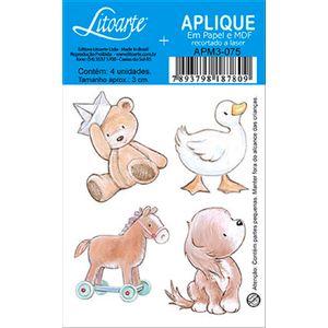 Decoupage-Aplique-em-Papel-e-MDF-Bichinhos-APM3-075---Litoarte