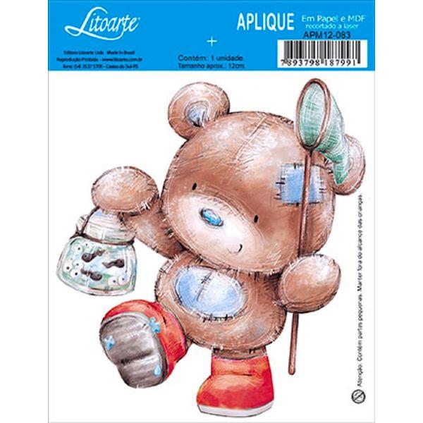 Decoupage-Aplique-em-Papel-e-MDF-Ursinho-APM12-083---Litoarte