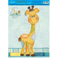 Decoracao-para-parede-MDF-Decoupage-Girafa-DMA3-009---Litoarte