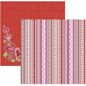 Papel-Scrapbook-DF-Amor-Puro-Listras-SDF500---Toke-e-Crie