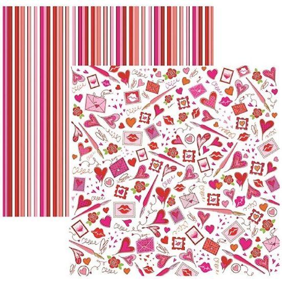 Papel-Scrapbook-DF-Amor-Puro-Simbolos-SDF503---Toke-e-Crie