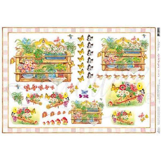 Papel-Decoupage-Grande-Jardim-II-PD-059---Litoarte