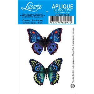 Decoupage-Aplique-em-Papel-e-MDF-Borboletas-APM4-098---Litoarte