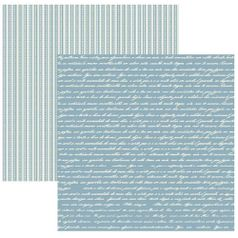 Papel-Scrapbook-Basico-Classic-Manuscrito-Verde-Agua-KFSB327---Toke-e-Crie-by-Ivana-Madi