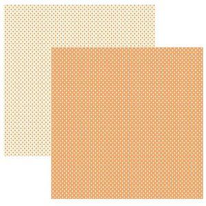 Papel-Scrapbook-Basico-Classic-Flor-de-Lis-Laranja-KFSB321---Toke-e-Crie-by-Ivana-Madi
