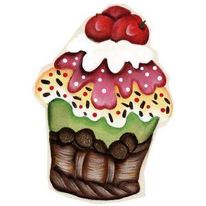 Aplique-Madeira-e-Papel-Placa-Cup-Cake-LMAPC-242---Litocart