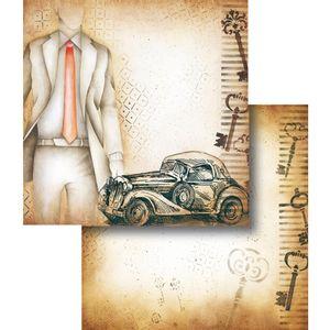 Papel-Scrapbook-Duplo-Carro-LSCD-289---Litocart