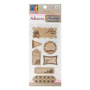 Adesivo-Tags-em-Madeira-Flores-AD1608---Toke-e-Crie