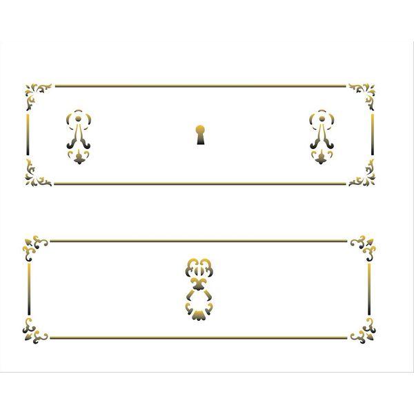 Estencil-para-Pintura-Simples-20X25-Gaveta---OPA1778---Opa