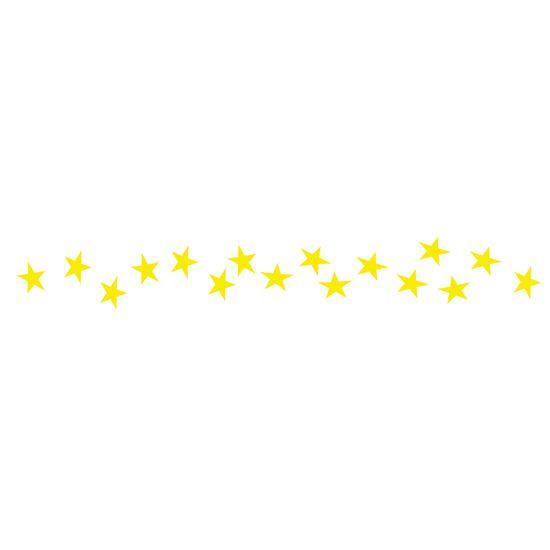 Estencil-para-Pintura-Simples-4x30-Barra-Estrelada---OPA123---Opa