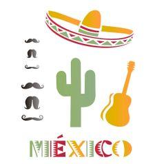 Estencil-para-Pintura-Simples-20x25-Pais-Mexico---OPA1331---Opa