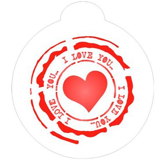 Estencil-para-Pintura-Redondo-10x10-Selo-Love---OPA1127---Opa