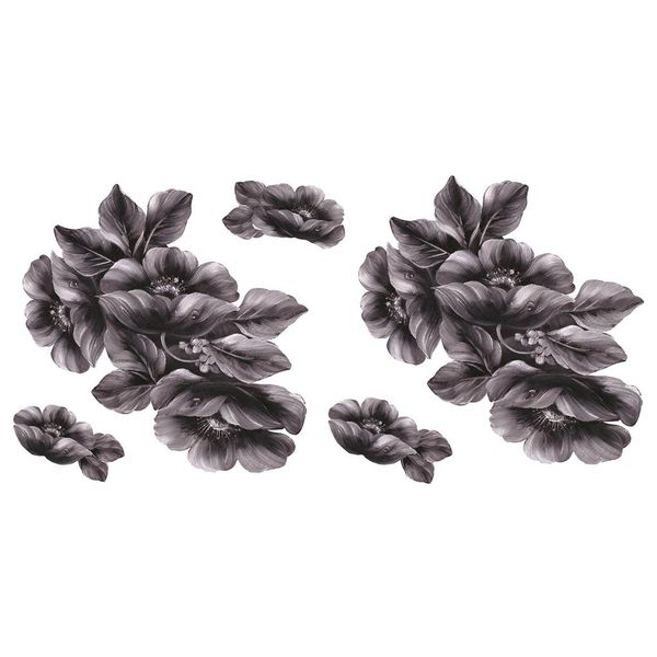 Aplique-em-Tecido-Papoulas-Negras-ATM007---Toke-e-Crie-by-Mamiko