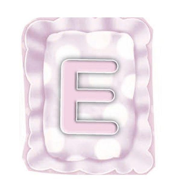 Aplique-Madeira-e-Papel-Placa-Letra--E--Menina-LMAPC-296---Litocart