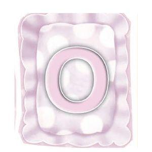 Aplique-Madeira-e-Papel-Placa-Letra--O--Menina-LMAPC-306---Litocart