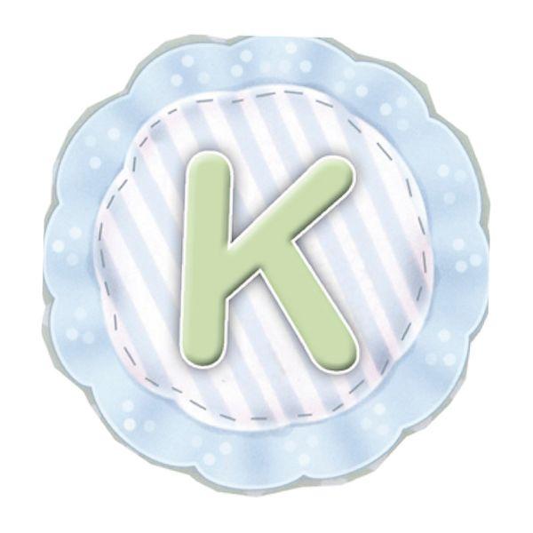 Aplique-Madeira-e-Papel-Placa-Letra--K--Menino-LMAPC-276---Litocart