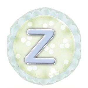 Aplique-Madeira-e-Papel-Placa-Letra--Z--Menino-LMAPC-291---Litocart