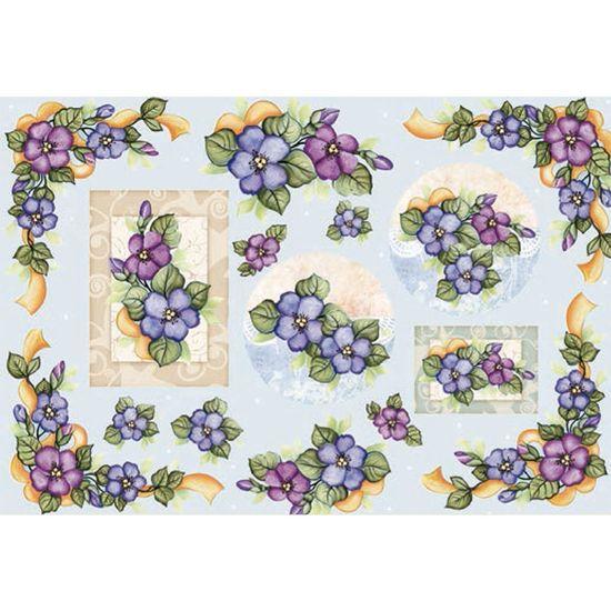 Papel-Decoupage-Flores-Roxa-I-LD-794---Litocart
