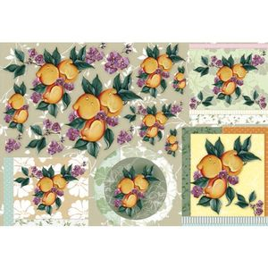 Papel-Decoupage-Flores-Roxas-LD-797---Litocart