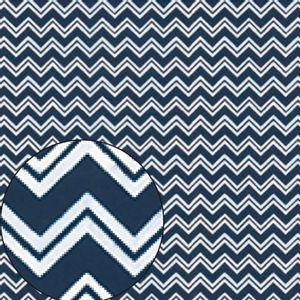 Papel-Scrapbook-Folha-Simples-Zig-Zag-Azul-Escuro-LSC-209---Litocart