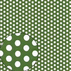 Papel-Scrapbook-Folha-Simples-Poa-Verde-LSC-208---Litocart