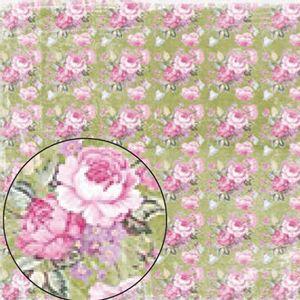 Papel-Scrapbook-Folha-Simples-flores-LSC-219---Litocart