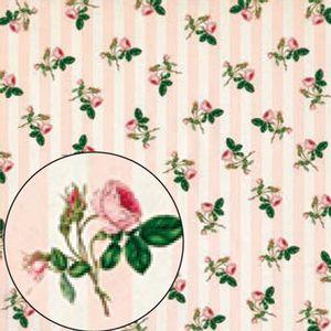 Papel-Scrapbook-Folha-Simples-flores-LSC-218---Litocart