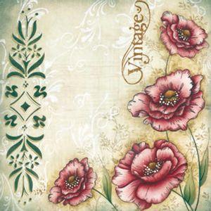 Placa-Decorativa-Madeira-Pequena-Vintage-Flor-LPPC-06---Litocart