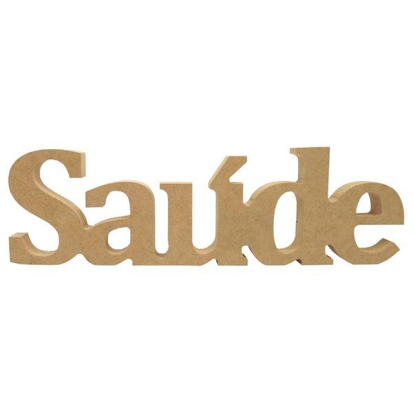 Recorte-Enfeite-de-Mesa-Saude-10x33cm---Madeira-MDF