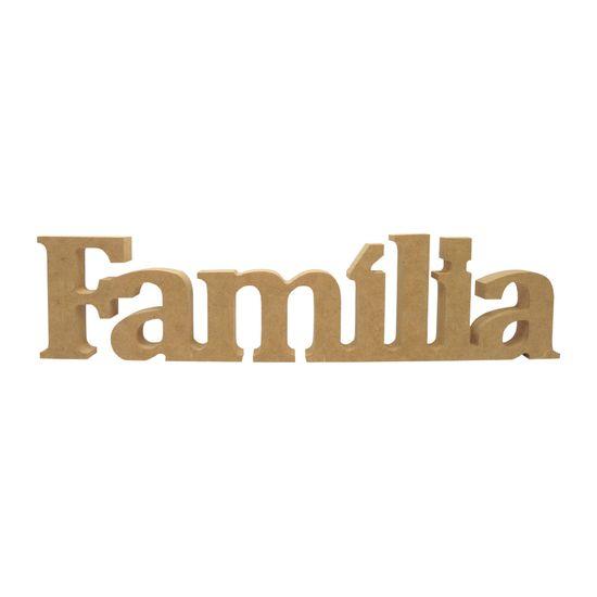 Recorte-Enfeite-de-Mesa-Familia-405x10cm---Madeira-MDF
