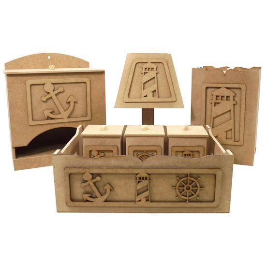 Kit-Higiene-para-Bebe-Marinheiro-7-pecas-com-Abajur---MDF-a-Laser