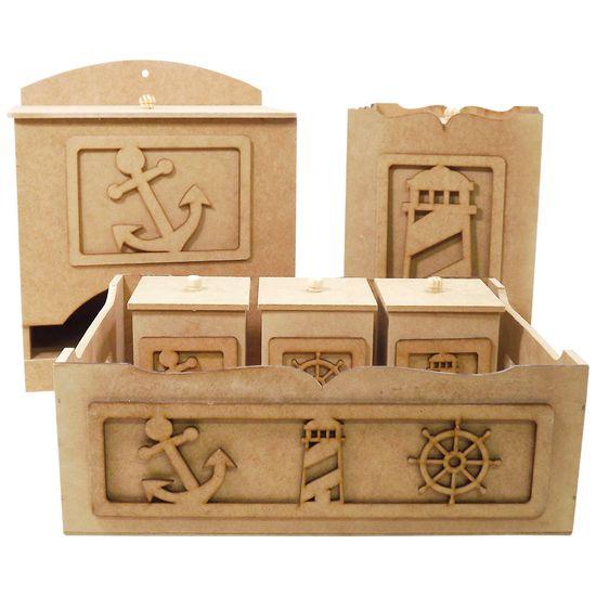 Kit-Higiene-para-Bebe-Marinheiro-6-pecas---MDF-a-Laser