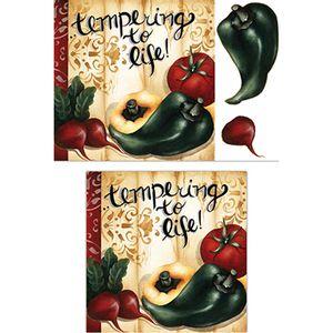 Placa-Madeira-Quadrada-3D-Pimentao-Rabanete-e-Tomate-25x25-LPQC3D-08---Litocart
