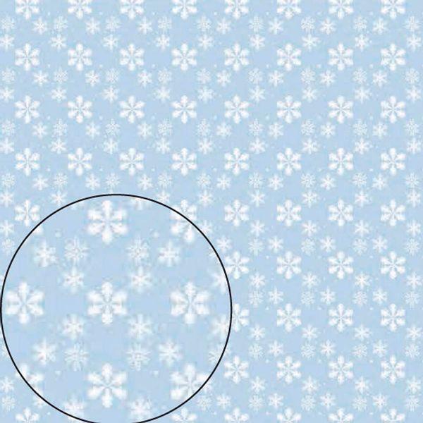 Papel-Scrapbook-Folha-Simples-Pistilo-Azul-LSC-235---Litocart