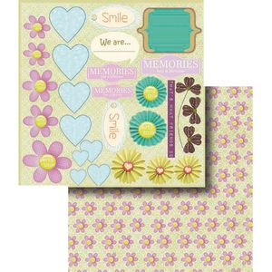Papel-Scrapbook-Dupla-Face-Tag-e-Flores-LSCD-327-–-Litocart