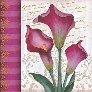 Papel-Adesivo-Decoupage-Hot-Stamping-Flor-Copo-de-Leite-20x20cm-DA20H-002---Litoarte