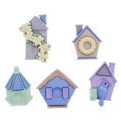 Botoes-para-Apliques-Casas-de-Passarinhos-DIU7695---Toke-e-Crie